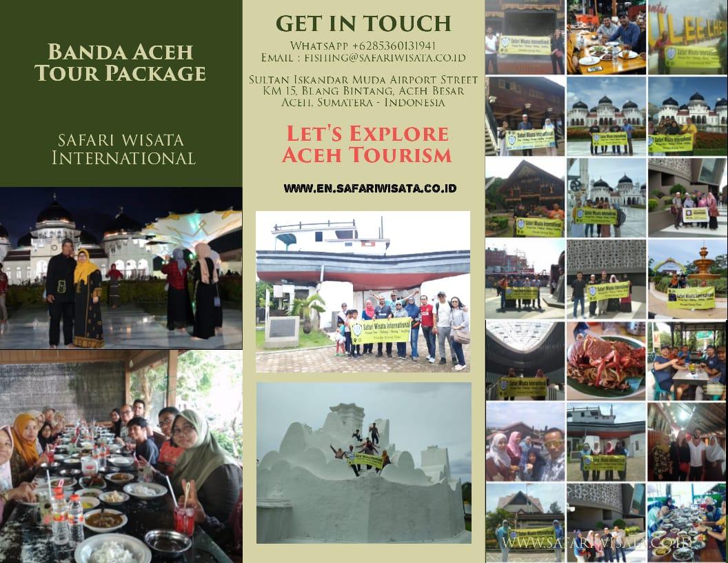 Pakej Percutian ke Banda Aceh 3 Hari 2 Malam – Pakej Melancong ke Banda Aceh Selama 3 Hari 2 Malam